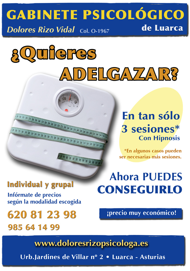 Hipnosis-Adelgazar