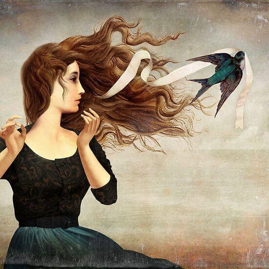 mujer-pediendo-el-lazo-del-cabello