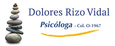 Dolores Rizo, Psicóloga